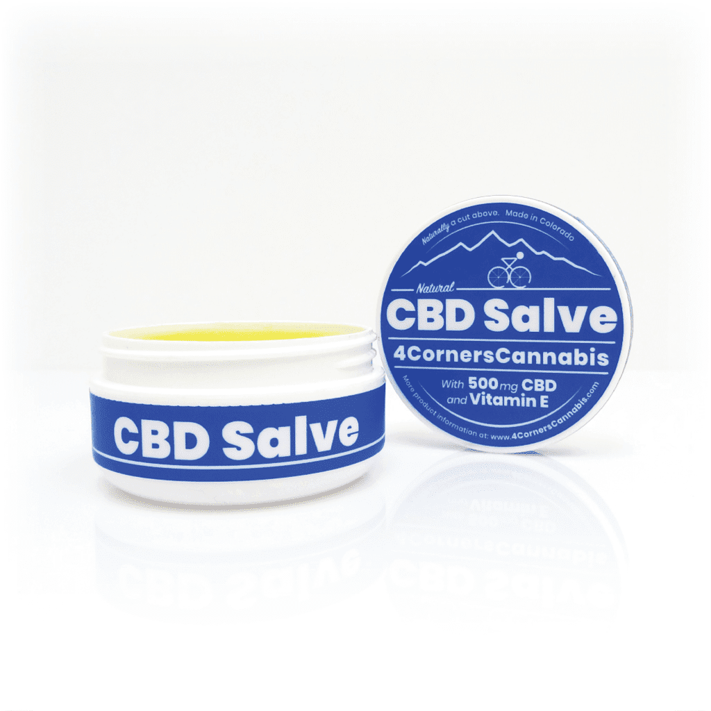 4CC skin care, 4CC salve, 4CC topical, 4 Corners salve, 4 Corners Cannabis salve