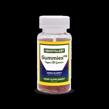 CBDistillery, CBDistillery coupon, all natural gummies, night time gummies, cbd and melatonin