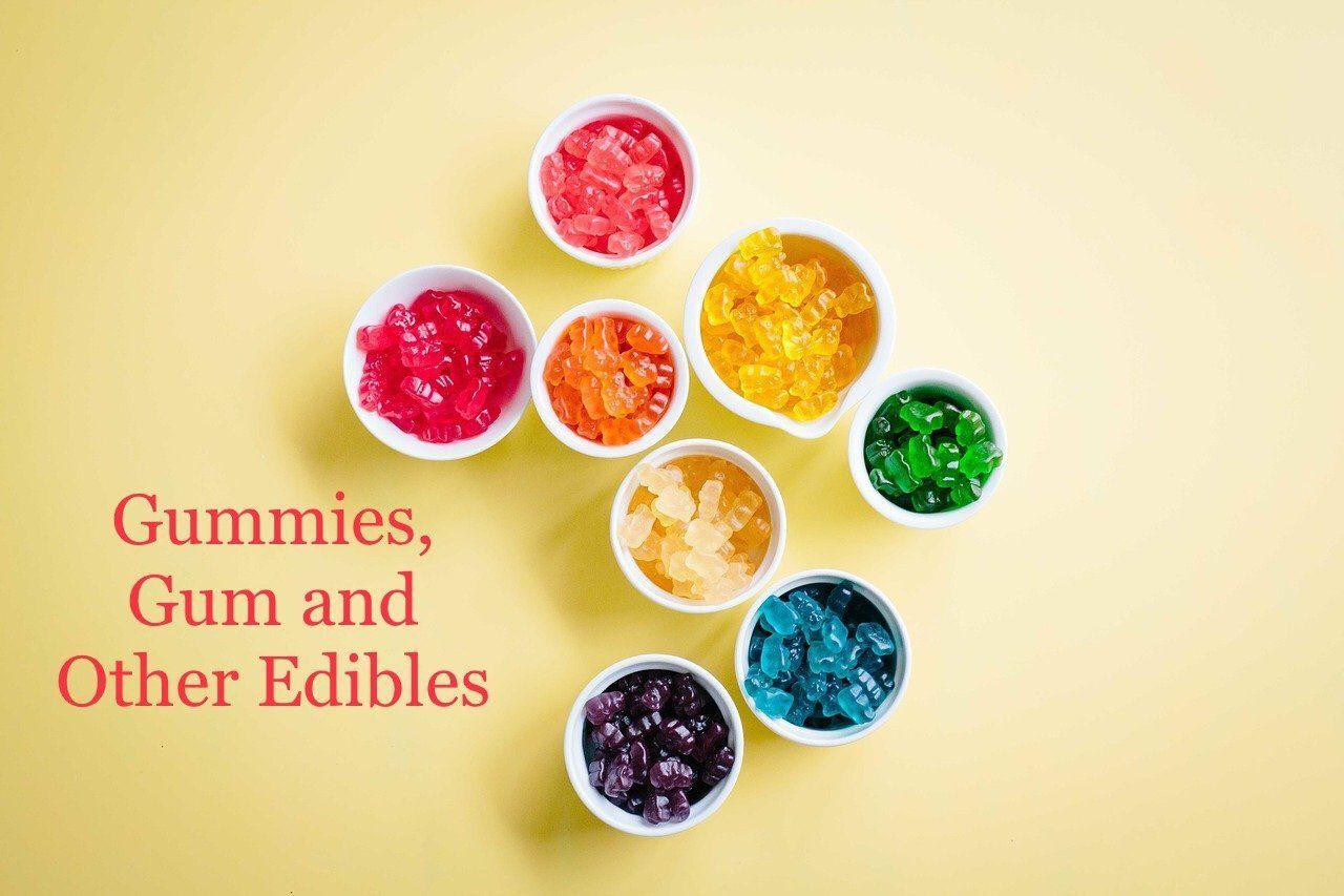 CBD gummies for ADHD, CBD edibles for ADHD