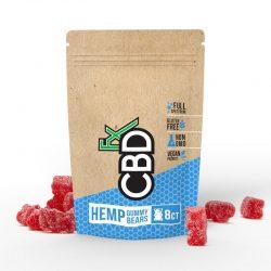 CBDfx CBD Gummies sample