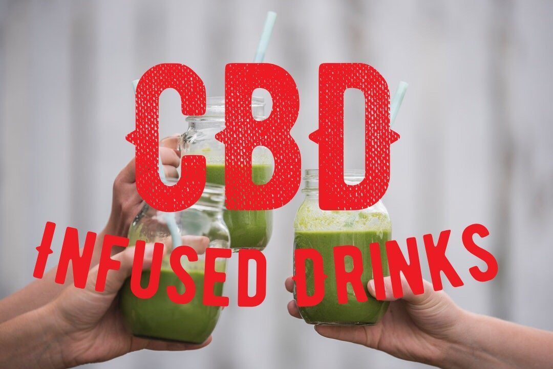 cbd infused drinks, cbd drinks for adhd