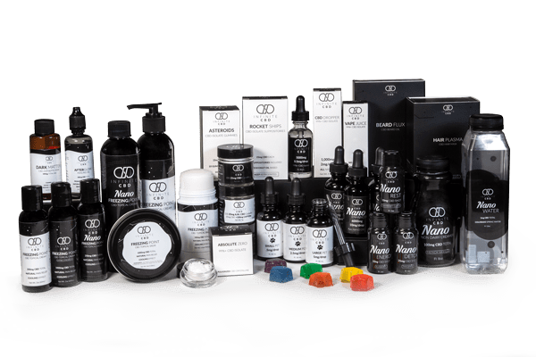 infinite CBD all products