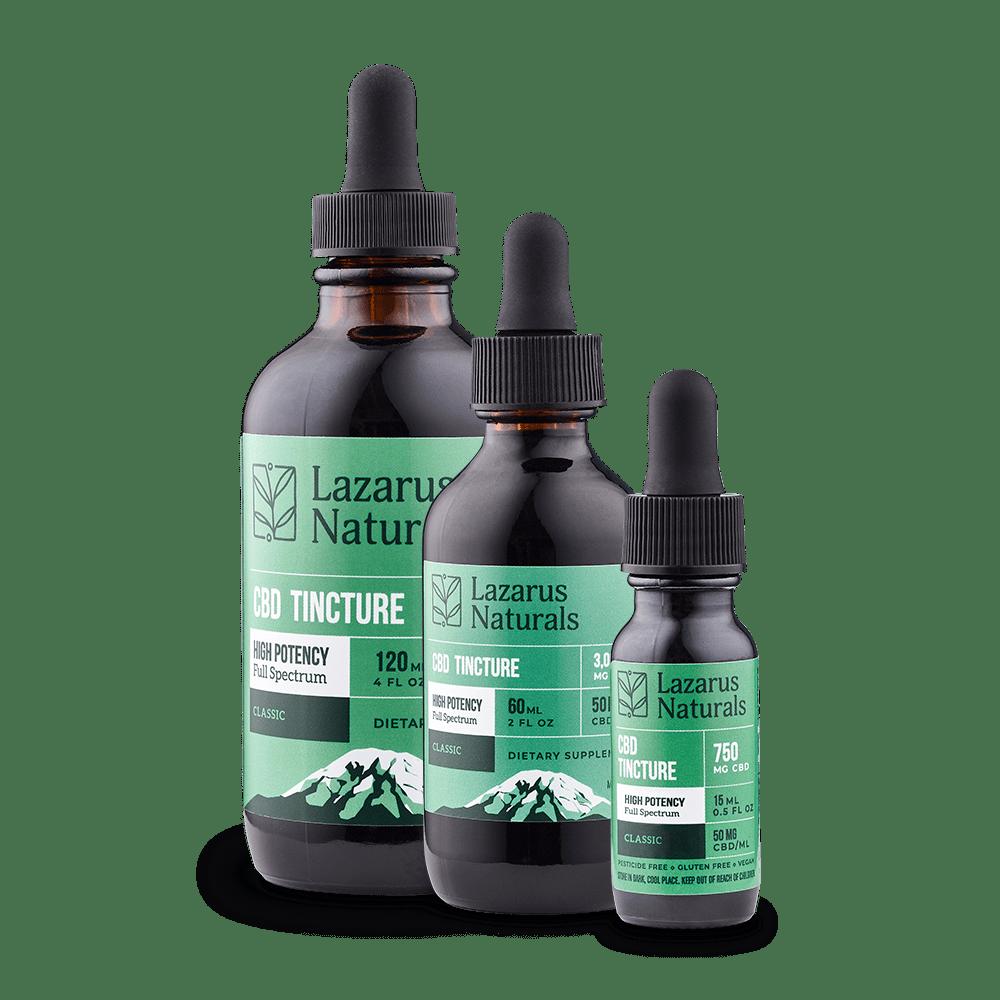 lazarus naturals High potency