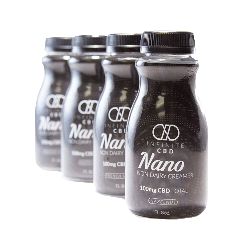 infinitecbd non dairy creamer