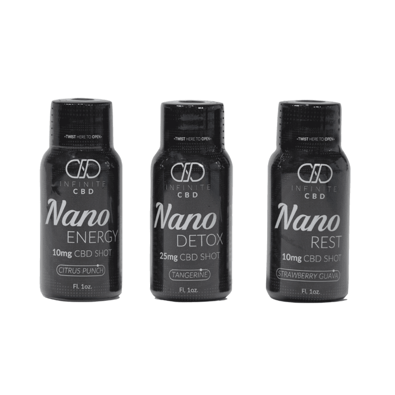 infinite cbd nano cbd shots